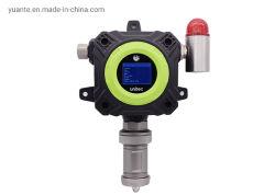 벽 장착형 Type 적외선 CO2 이산화탄소 가스 검출기 흡입 샘플링 방법 펌핑