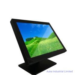 15 pouces écran tactile capacitif industrielle bon marché PC pour la surveillance de la station de paye de stationnement