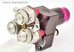 Trois composants automatique pour l'argent revêtement miroir Chrome Pistolet de pulvérisation (A-S2-C3)