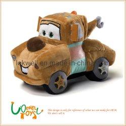 Chien voiture jouet en peluche fait sur mesure fabrication Soft Doll Kids Don