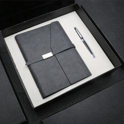Conjuntos de oferta Premium Promocionais Boshiho com Dom Pen Notebook Key Ring Conjunto de Oferta para o conjunto de negócios do parceiro de negócios