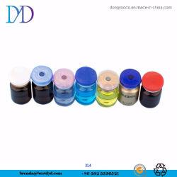 工場供給4ml 5ml 6ml 7ml 8ml 10ml 15ml 20ml 30ml 35mlはこはく色のアンプルの注入のペニシリンのガラスビンを取り除く