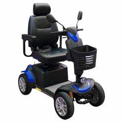Handicap Scooter Scooter de mobilidade eléctrica nas quatro rodas com marcação (DL24450-1)
