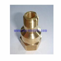 L'équipement électrique composant CNC en laiton