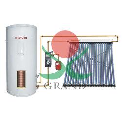 ZonneCollector van de Verwarmers van het Water van Splited van de Pijp van de hitte de Zonne