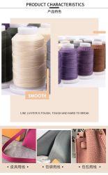 Des filaments de polyester à haute ténacité de fils de soie