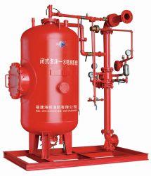 Water-schuim de Sprenkelinstallatie van de Brand in China wordt gemaakt dat
