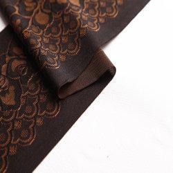 アフリカの刺繍の伸縮性があるナイロンスパンデックスのスイスのボイルのレースファブリック