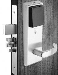 Hôtel Carte RFID électroniques sans fil pour système de verrouillage de serrure de porte