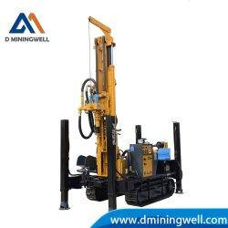 D Miningwell MW260 260m 井戸掘削リグ機械クローラー ウォータードリルリグ製造