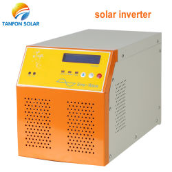 Hors réseau Solar Convertisseur pur sinus 1 kw d'épargne stable en énergie solaire Prix de l'onduleur