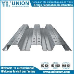Struttura in acciaio pannello in PU metallico materiale del pianale YL pannello di supporto-880 Piastra in acciaio