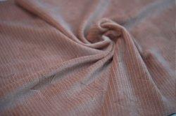 Suite bris de cocon de soie de fibres en velours de soie Spandex Fabricwith doux et frivole pour couverture ou de vêtement ou canapé ou d'oreiller