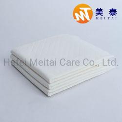 Qualitäts-reine Baumwollwasserdichte Baby-Bett-Matten-Urin-Auflage