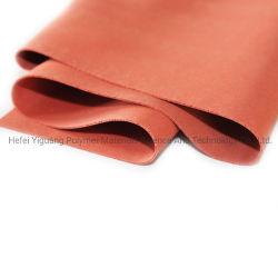 Hochtemperatursilikon-weiches Schaumgummi-Blatt 2mm