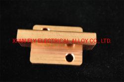 Melhor qualidade de liga de cobre de tungstênio Profissional Braçadeira condutiva