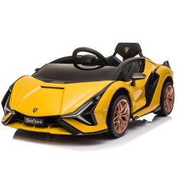 New Lamborghini Sian مرخّص الأطفال الكتريك ركوب على ألعاب السيارات
