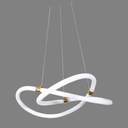 Nuovo arrivo a 360 gradi Shine moderno Design LED illuminazione attrezzatura Lampadario