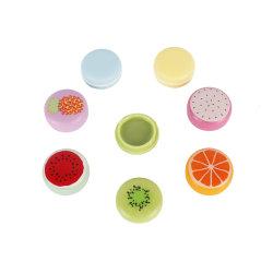 De kleurrijke Evolutie van de Vorm Macaron van Vlotte Bevochtigende Lippenpommade
