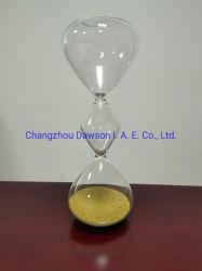 Sable clair Tea Timer, sable doré Hourglass accueil parfait Tea Timer, 1-2-3-4-5 Minute sable minuteries de sablier