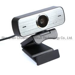 высокая очистка 1080P двойной микрофон usb вращающаяся PC веб - камера для видеоконференции