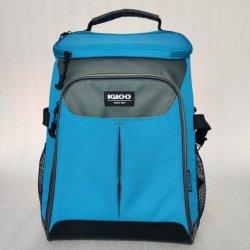Greenfield Collection Deluxe sac à dos léger Cool sac - Bleu poudre sac à dos Sac à dos thermique du refroidisseur d'un sac à dos Sac à dos de grande capacité thermique de la Chine usine