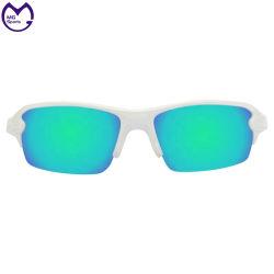 Deporte Deporte gafas de sol negro 100% protección UV gafas de sol al por mayor de los hombres vidrio ciclismo