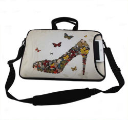 Beutel der Verteiler-Form-Dame-Neoprene Shoulder Messenger Laptop