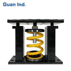 Muelle amortiguador de vibraciones (GMS-750-A, 50mm de deflexión)
