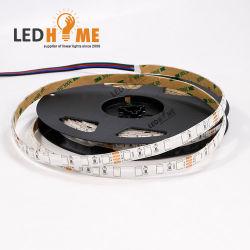 Flex LEIDENE van SMD 5050 Waterdichte Hoge leiden CRI Licht van de Strook met 60PCS