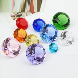Kristall Glas Kronleuchter Lampe Dekoration Anhänger Ball