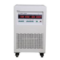 Twintex низкая мощность 6 КВА выходное напряжение и ток переменной частоты трехфазного источника питания переменного тока