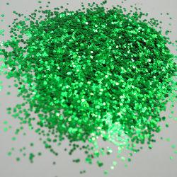 Commerce de gros lâche fine en vrac Chunky Polyester holographique cosmétique Corps Cheveux Glitter Mix pour l'artisanat