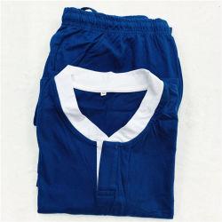 Companhia aérea pijama de algodão Pajama Microfibra dormindo prensa para Mulheres
