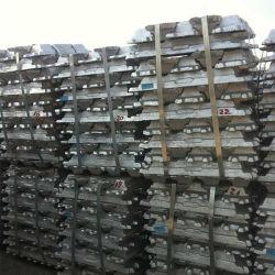 Серебристый белого алюминия слитков 99,8% дешевые наиболее популярных продуктов Китая