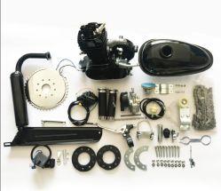 80cc moto juegos de motor 2 Stroke el gas del Motor Motor de gas de pintura negra Kits Kits para DIY bicicletas motorizadas