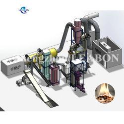 CE FABRICANT d'usine de bois de la biomasse de la sciure de bois de ligne de presse à granulés Granulés de décisions de la machine des granules de bois