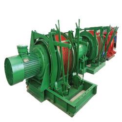 Для тяжелого режима работы электрического подъема вала лебедки погружения в области разминирования