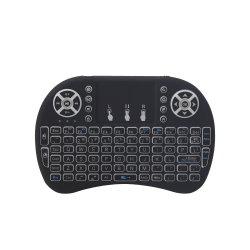 I8 Air 2.4G de Souris Mini clavier Le clavier sans fil de la tablette tactile