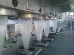 ポリエステル線維を作るためのPSFの機械装置
