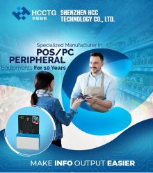 Ios/Android puce EMV Bluetooth Contact IC Lecteur de carte à puce magnétique (MPR100)