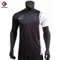 Camicia adulta in bianco di calcio della Jersey di gioco del calcio popolare di sublimazione di alta qualità