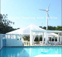 Produzione di elettricità del generatore di turbina del vento delle lamierine di energia libera 3 20kw