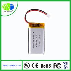 Dtp 112850 cellules au lithium polymère 3,7 V 1700mAh Batterie lithium-ion pour chargeur de batterie