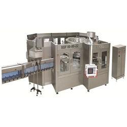 Linea di produzione di riempimento della bevanda gassosa dei barattoli di latta Dxgf40-40-10 macchina imballatrice