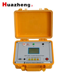 China Company Supply Portable Digital Megオーム 計 2500V 絶縁抵抗テスター
