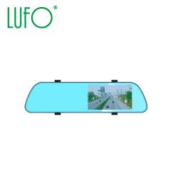 Voiture enregistreur DVR, de la vidéo avant & rétroviseur, la vision de nuit de la fonction de caméra HD, écran LCD 4,3 pouces, Q10