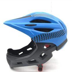 Kinderen Full Face Helmet Fiets Evenwichtige Auto Scooter Helmet