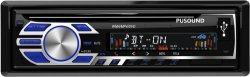 Un riproduttore di CD radiofonico stereo di musica DVD del MP3 del giocatore dell'automobile di BACCANO 1DIN12V Bluetooth FM audio nella scheda aus. di deviazione standard MMC del USB di sostegno della ricevente del precipitare