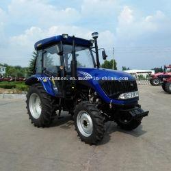 La célèbre marque Enfly DQ554G 55HP Heavy Duty 4RM Roue agricole tracteur de ferme pour la vente